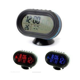 Ρολόι Αυτοκινήτου Πολλαπλών Ενδείξεων VST-7009V (Αξεσουάρ αυτοκινήτου)